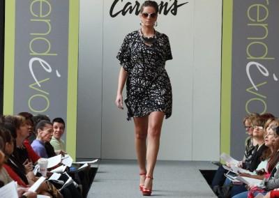 2012 BonTon Custom Fashion Show Staging and Backdrop.2