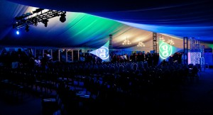 Corporate Event with Liner