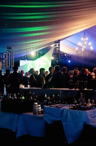 Corporate Event with Liner 2